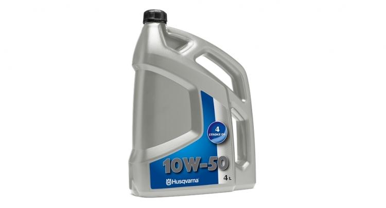 Olja 10W-50, 4 liter, Husqvarna four stroke
