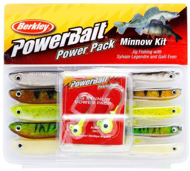 Berkley Powerbait Power Pack, Abborre fiske