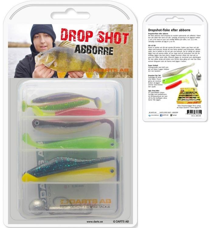 Drop Shot Abborre jiggar