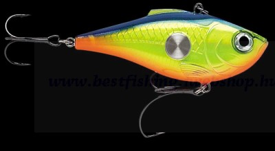 Vobbler Rapala Clackin' Rap Hot steel ca 95 mm