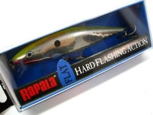 Vobbler Rapala Flat Rap Clown ca 90 mm