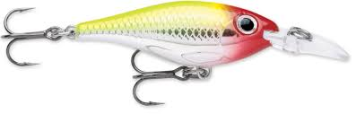 Vobbler Rapala Ultra Light Clown, ca 40 mm (50 inkl skeden)