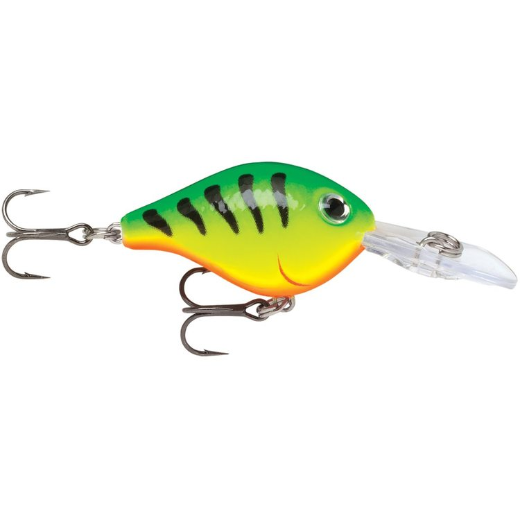 Vobbler Rapala Ultra Light Crank, ca 50 mm inkl skeden