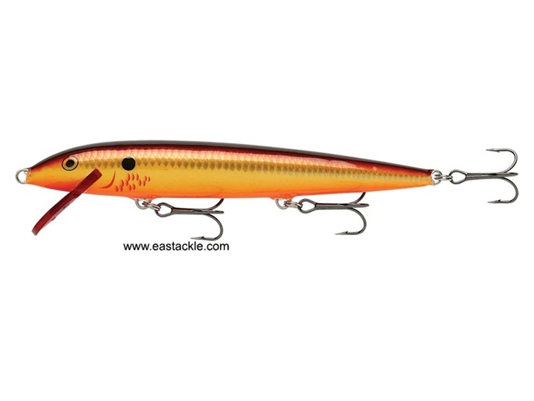 Vobbler Rapala Husky Bleeding Copper Flash, ca 130 mm