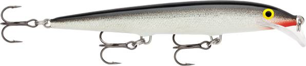 Vobbler Rapala Scatter Rap Minnow, Silver, ca 110 mm