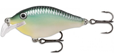 Vobbler Rapala Scatter Rap Blue Back Herring ca 60 mm