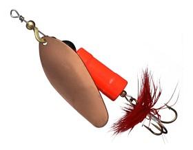 Spinnare Tuna Lax Hot 30 gram Koppar