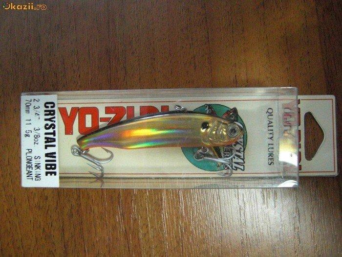 Vobbler Yo-Zuri Crystal Vibe 90 mm