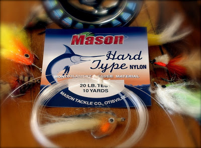 Fiskelina Mason Hard Type Nylon 20 LB 10 yards
