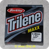 Fiskelina Berkley Trilene Superstrong Maxx 0,30 mm 7,9 kg 300 m