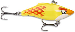 Vobbelr Rapala Yellow Bird 60mm
