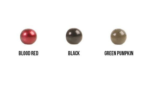 Pärlor BFT Force Bead 6 mm 8st Svart
