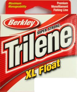 Fiskelina Berkley Trilene XL Float 137m, Grön 4,5kg/10lb, 0,27mm
