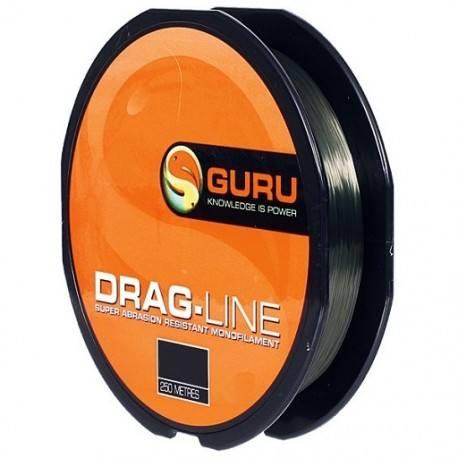 Fiskelina Guru Drag-Line 2,72kg 0,25mm 250m