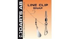 Beteslås Darts Line Clip Snap