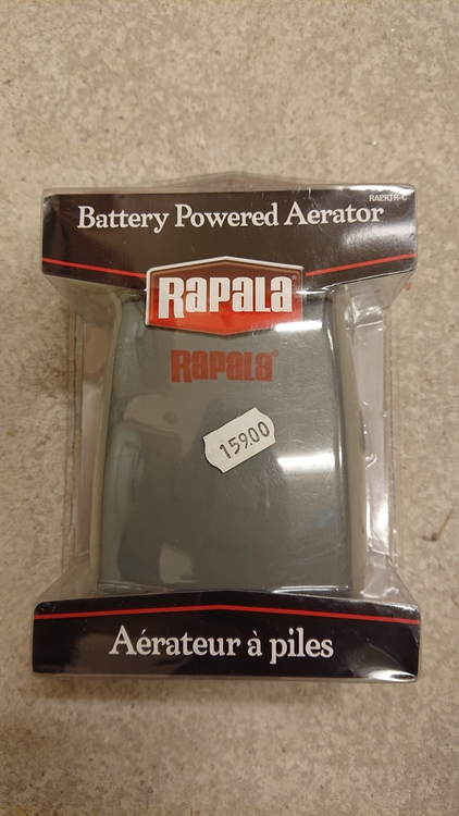 Rapala Powered Aerator