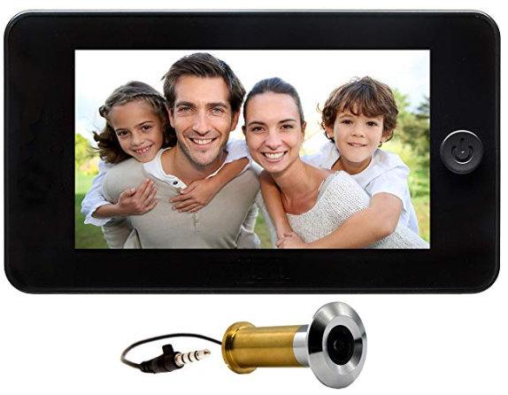 Elektroniskt dörröga HT-DM28R