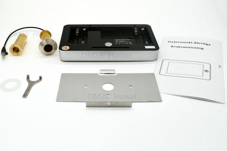 Elektroniskt dörröga HT-DM28SWE+R