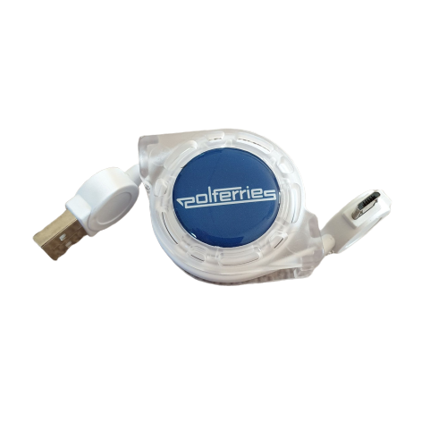 Polferries charging cable