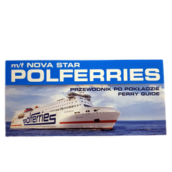 Polferries Nova Star Ferry guide