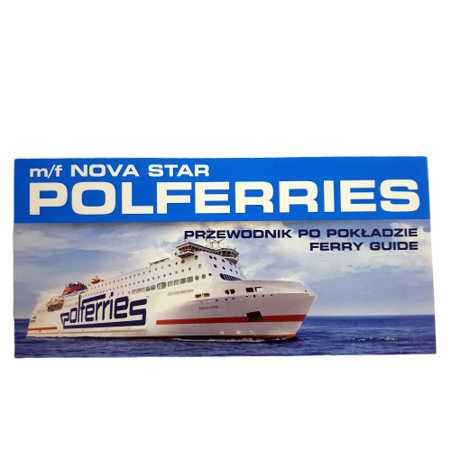 Polferries Nova Star Ferry guide