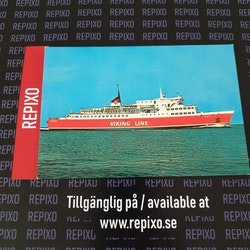 Postcard Viking Line Kapella