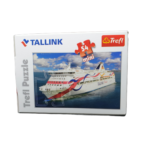 Puzzle Tallink Baltic Queen 19,8 x 13,2 cm
