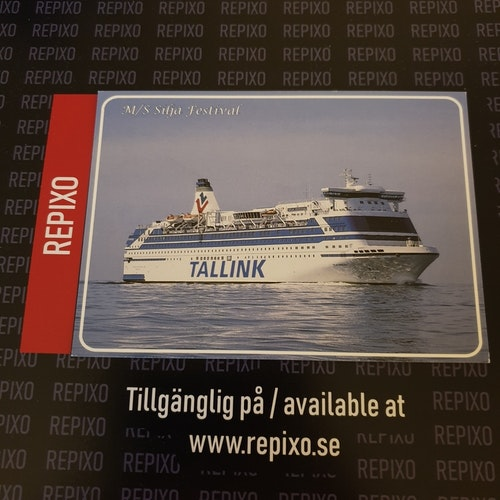 Postcard Silja Festival