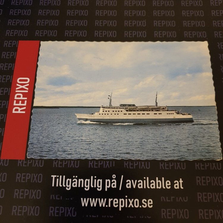 Postcard Nordia