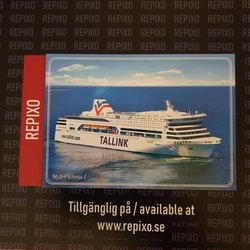 Postcard Victoria