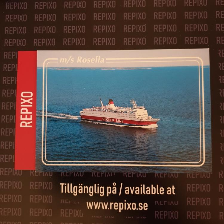 Postcard Rosella