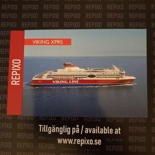 Postcard Viking XPRS