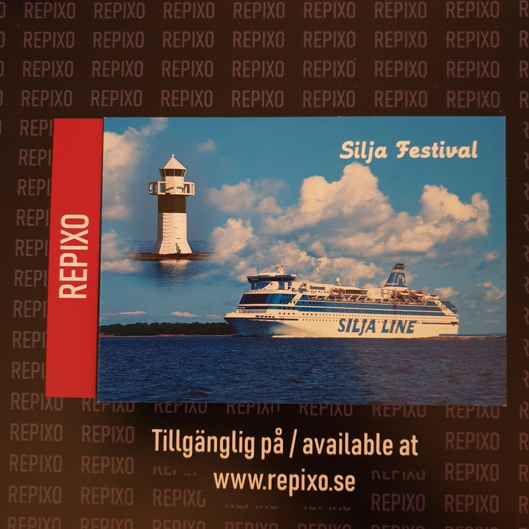 Vykort / Postcard Silja Festival