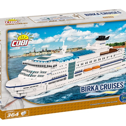 Model Birka Cruises (Cobi)