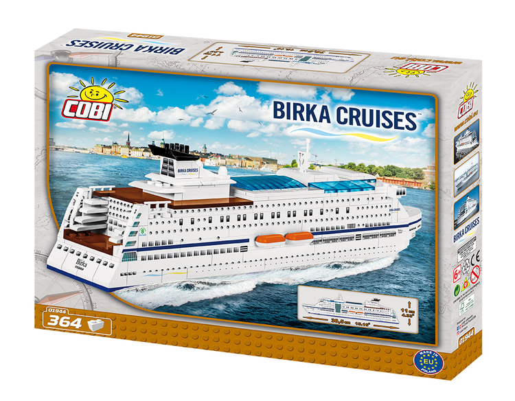 Model Birka Cruises (Cobi)