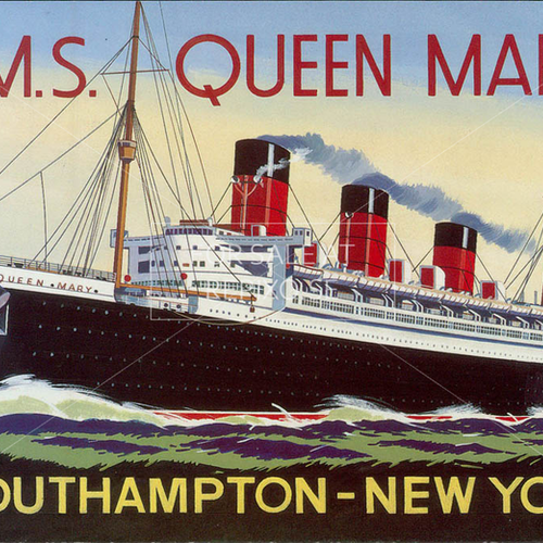 R.M.S Queen Mary