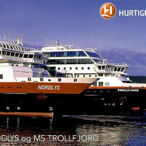 Nordlys & Trollfjord