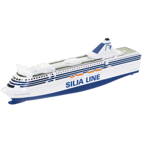 SIKU - Silja Serenade Ship Model 1:1000