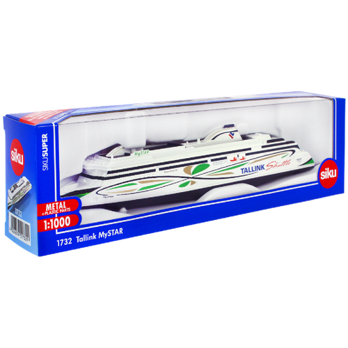 SIKU - Tallink MyStar Ship Model 1:1000