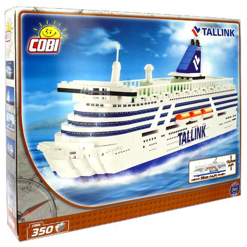 Brick model Tallink / Silja Line 350 pcs (Cobi)