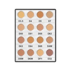 Mini Palette 16 färger