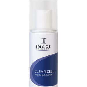 Clear cell gel cleanser