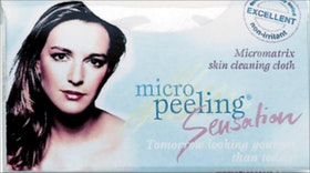 Micropeeling duk