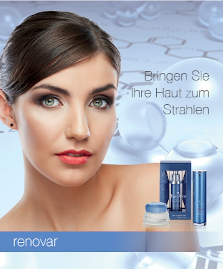 Renewing eye gel