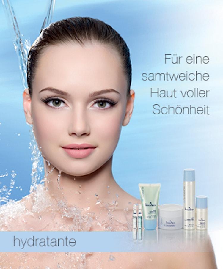 Gelée hydratante