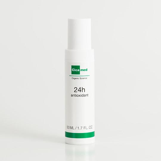 24H ANTIOXIDANT NATURLIG ANSIKTSKRÄM
