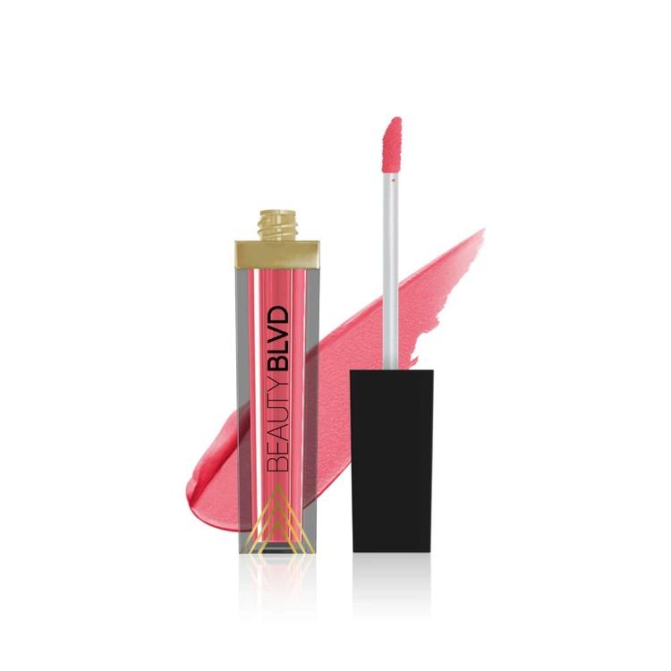 Mattitude Lip Liquid - Tansy