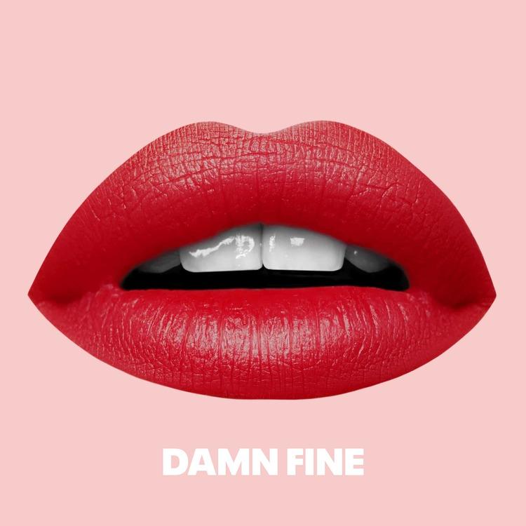 Mattitude Lip Liquid - Damn Fine