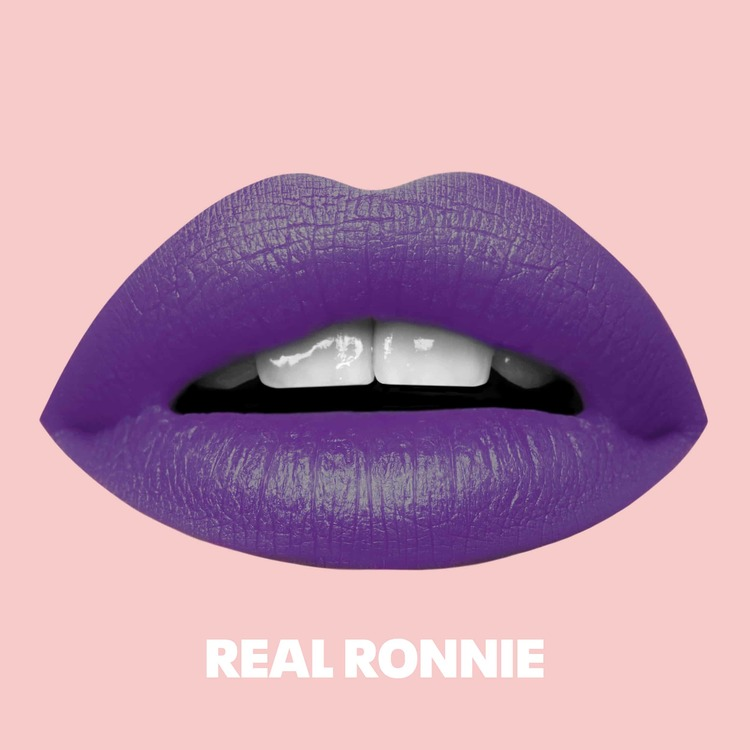 Mattitude Lip Liquid  - Real Ronnie