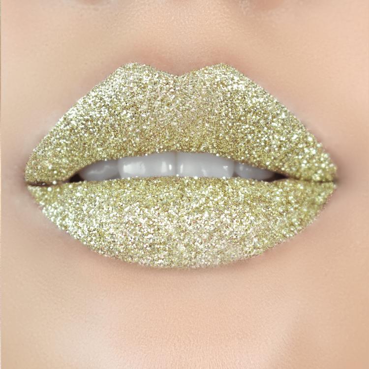 Glitter Lips - Midas Kiss